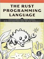 The Rust Programming Language (2018, No Starch Press)