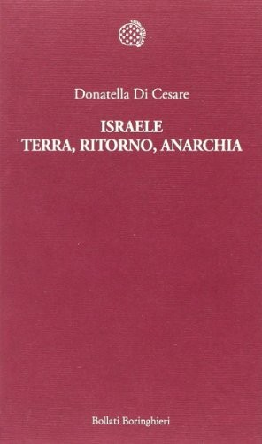 Israele (Paperback, Italian language, 2014, Bollati Boringhieri)