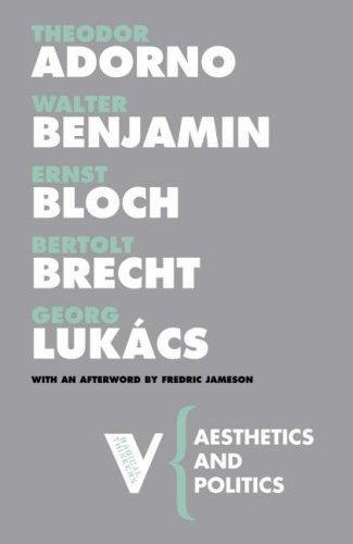 Aesthetics and Politics (Radical Thinkers) (Paperback, 2007, Verso)