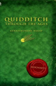 Quidditch through the ages (2001, Arthur A. Levine Books, WhizzHard Books)