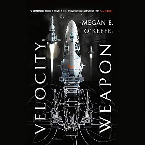Velocity Weapon (audio cd, 2019, Hachette Book Group and Blackstone Audio)