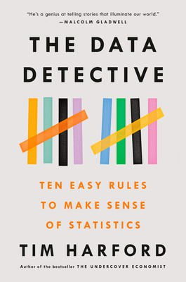 Data Detective (hardcover, 2021, Penguin Publishing Group)