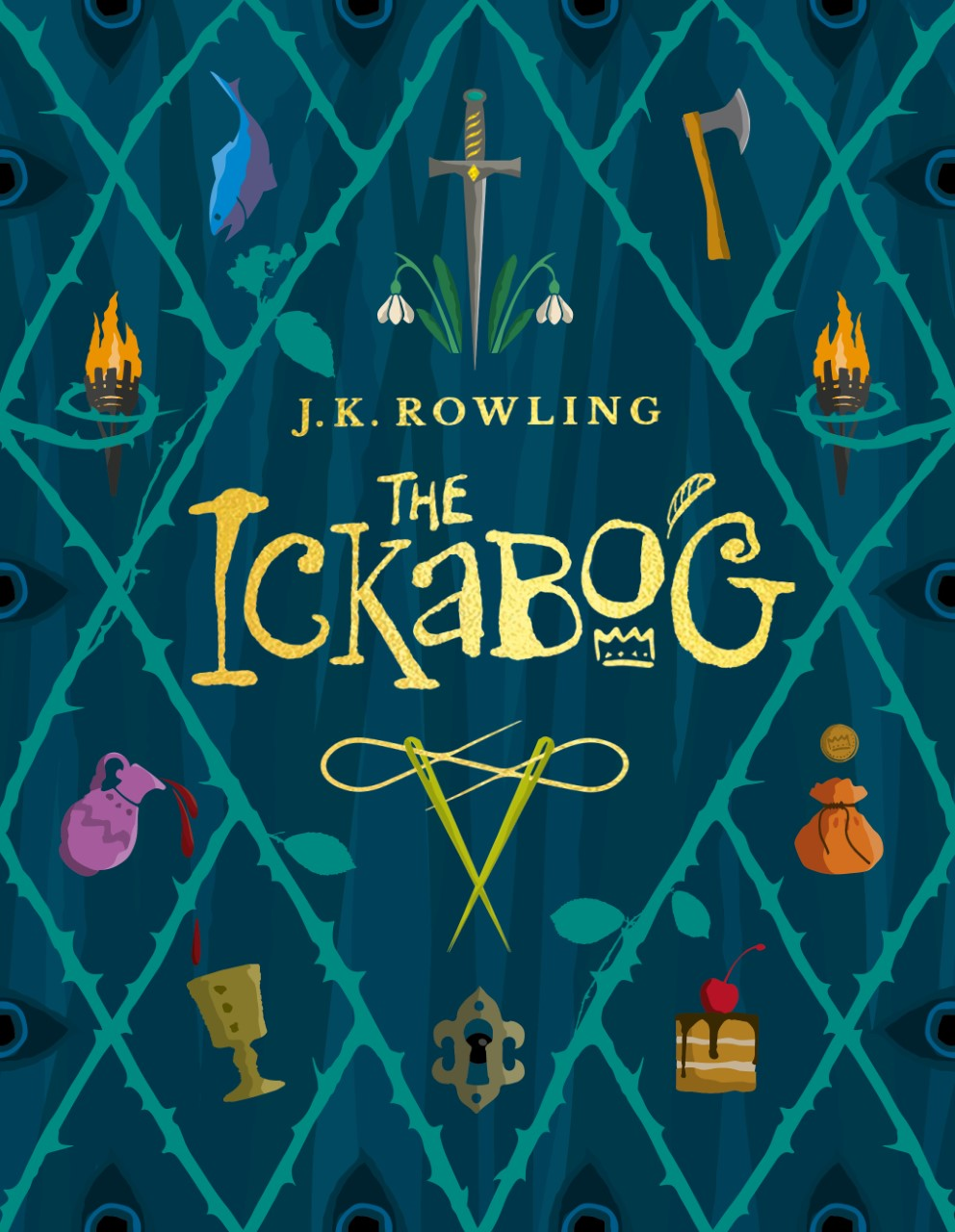 The Ickabog (Hardcover, 2020, Little, Brown Young Readers)