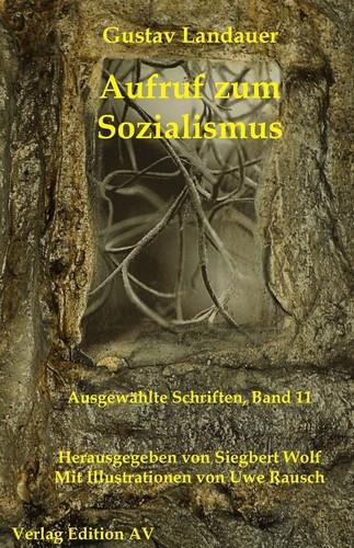 Aufruf zum Sozialismus (German language, 2015, Edition AV)