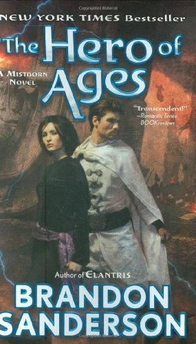 The Hero of Ages (Mass Market Paperback, 2009, Tor Fantasy)