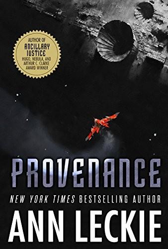 Provenance (Hardcover, 2017, Orbit)