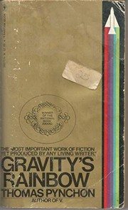 Gravity's Rainbow (mass market paperback, 1974, Bantam Books)