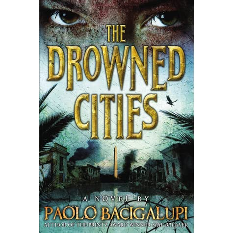 The Drowned Cities (hardcover, 2012, Subterranean Press)