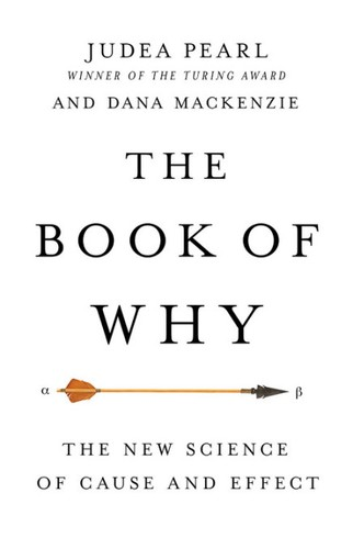 The Book of Why (2018, Basic Books)