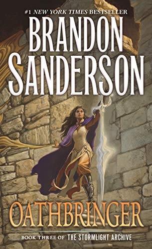 Oathbringer (mass market paperback, 2019, Tor Fantasy)