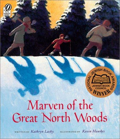 Marven of the Great North Woods (2002, Voyager Books)