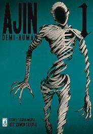 Ajin - Demi Human 1 (Paperback, Italian language, 2015, Star Comics)