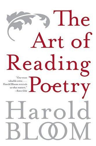 The art of reading poetry (2004, Perennial)