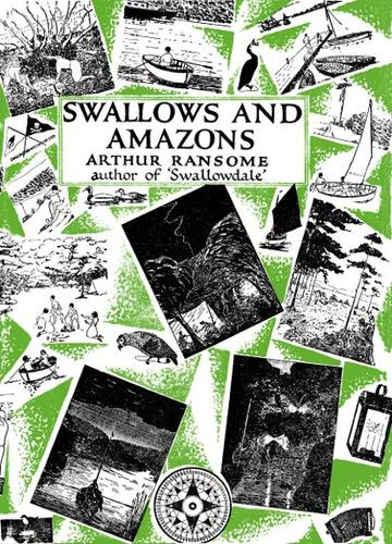 Swallows and Amazons. (1964, Cape)