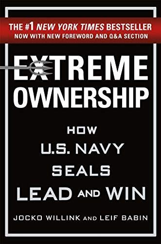 Extreme Ownership (2018, Macmillan Us)