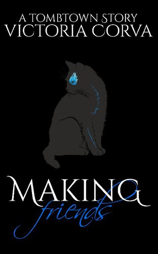 Making Friends (2019, Witch Key Fiction)