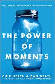 The Power of Moments (Hardback, 2017, Simon & Schuster)