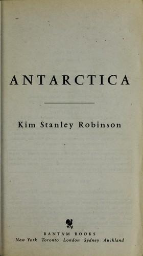 Antarctica (1999, Bantam Books)