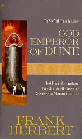God Emperor of Dune (1987, Ace Books)