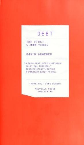 Debt (2011, Melville House)