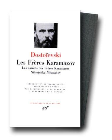 Dostoïevski (Hardcover, French language, 1952, Gallimard)