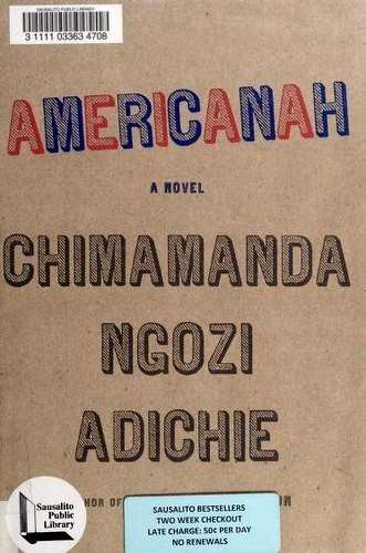 Americanah (Hardcover, 2013, Alfred A. Knopf)