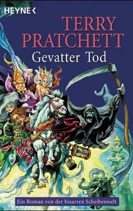 Gevatter Tod (German language, 1990, Wilhelm Heyne Verlag)