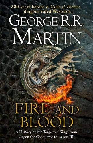 Fire and Blood (Hardcover, 2018, Harper Voyager Harper Collins Publishers)