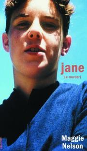Jane (Paperback, 2005, Soft Skull Press)