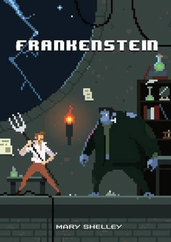 Frankenstein (hardcover, Puffin Books)