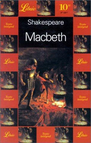 Macbeth (French language, 1997)