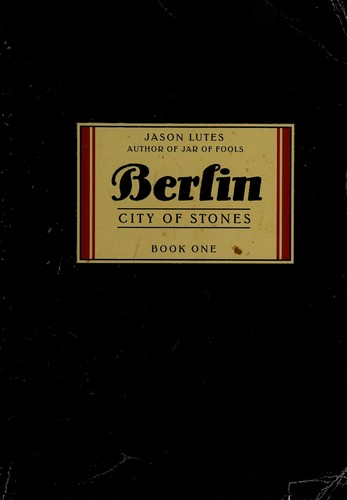 Berlin (2001, Drawn & Quarterly)