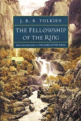 The Fellowship of the Ring (1994, Houghton Mifflin Company)
