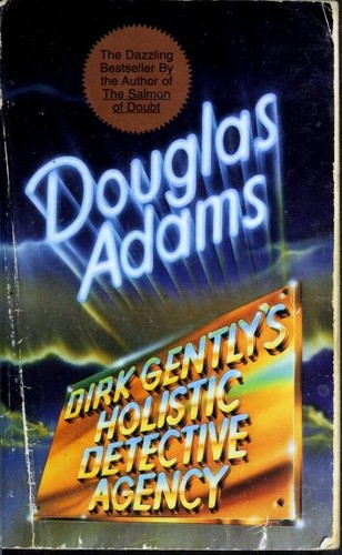 Dirk Gently's Holistic Detective Agency (2002, Pocket Books)