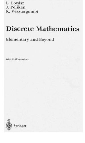 Discrete mathematics (2003, Springer)