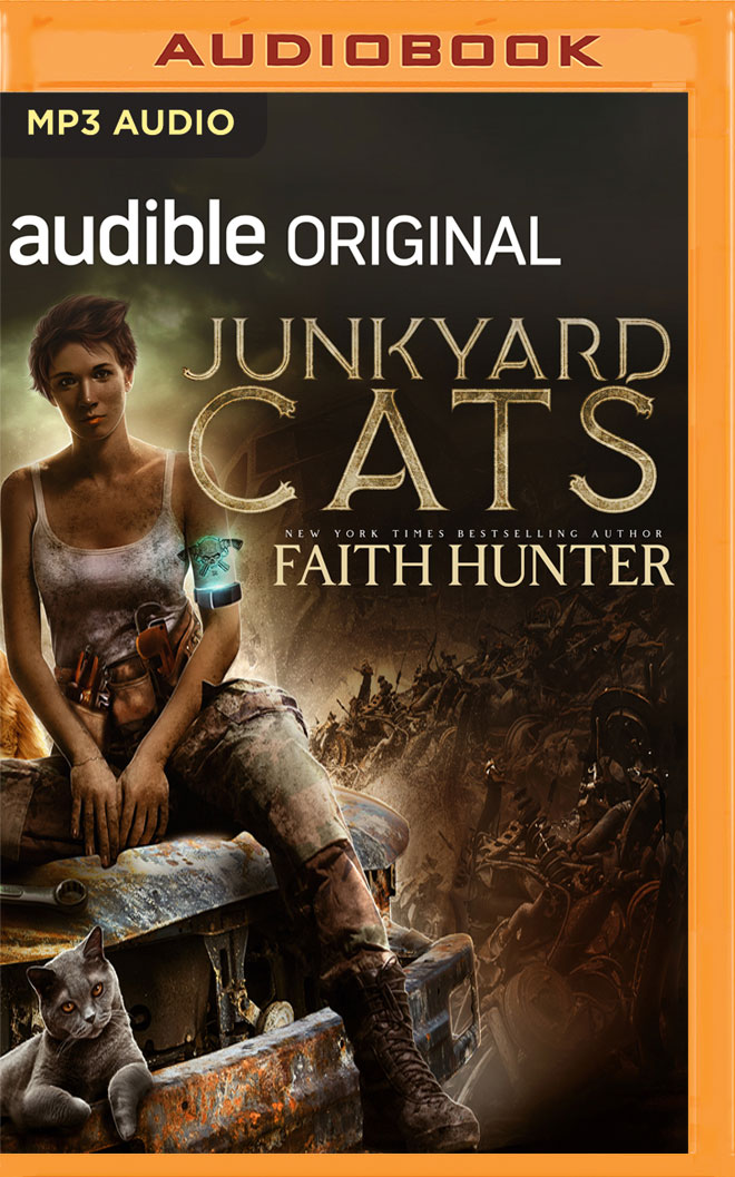 Junkyard Cats (AudiobookFormat, 2020, Audible Studios on Brilliance)