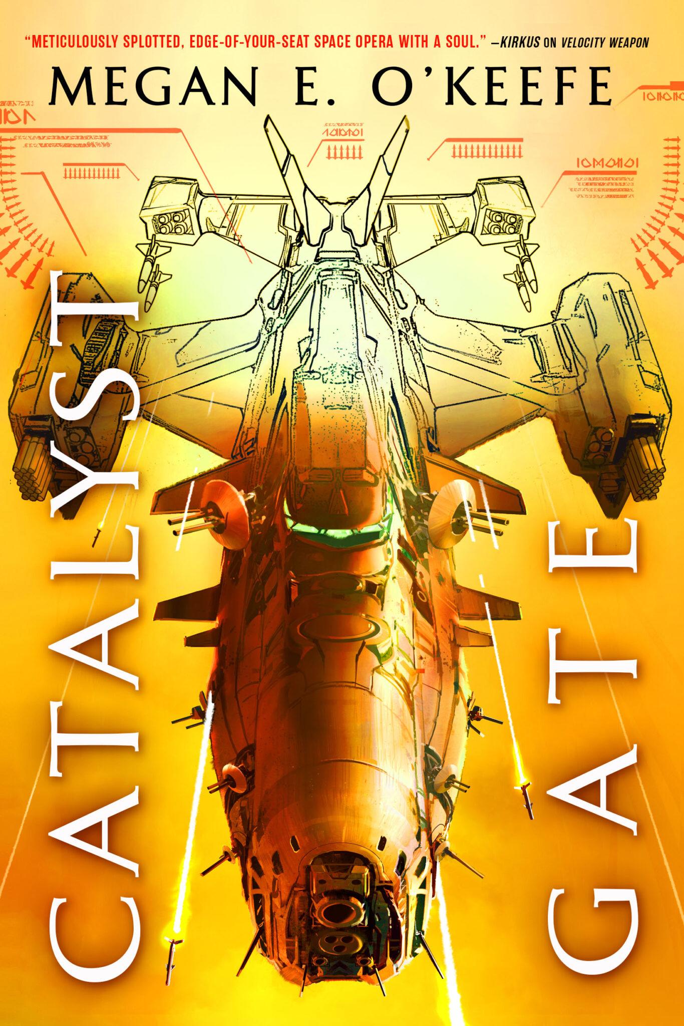 Catalyst Gate (english language, 2021, Orbit)