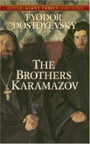 The Brothers Karamazov (Paperback, 2005, Dover Publications)