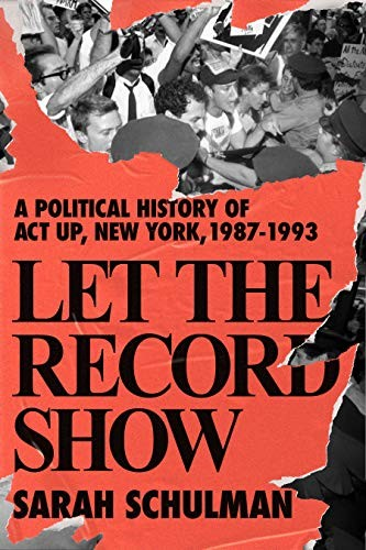 Let the Record Show (hardcover, 2021, Farrar, Straus and Giroux)