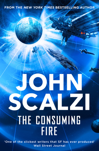 The Consuming Fire (ebook, 2018, Tom Doherty Associates)