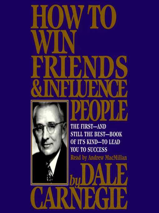 How to Win Friends & Influence People (Paperback, 1982, Pocket)