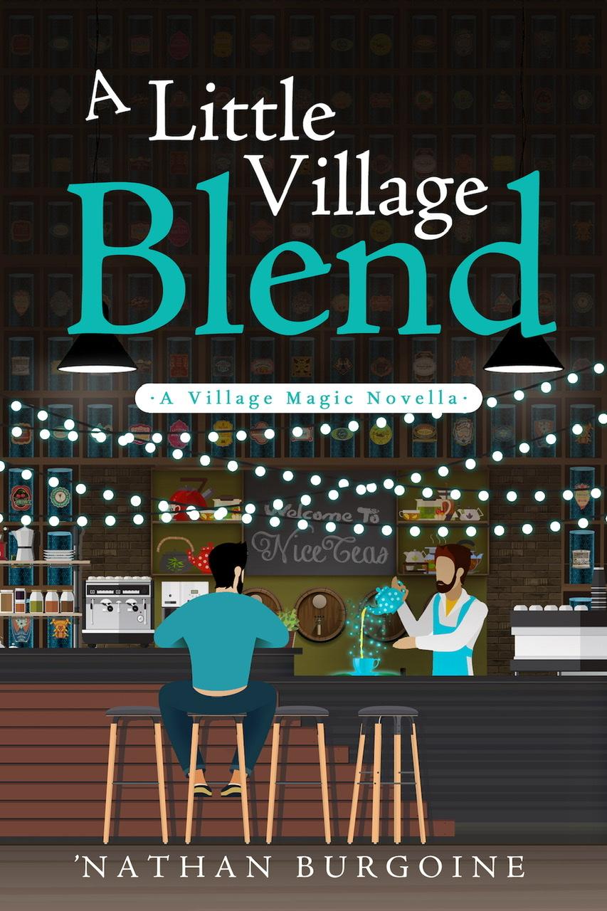 A Little Village Blend (Bold Strokes Books)