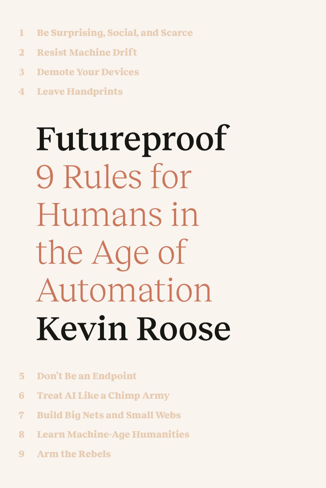 Futureproof (2021, Random House Publishing Group)