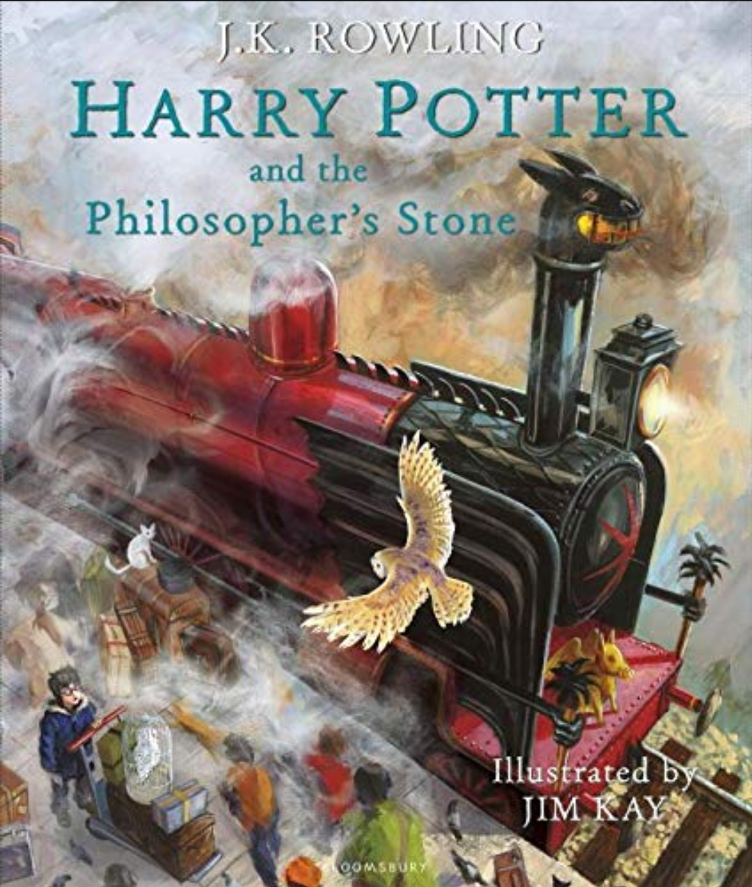 Harry Potter and the Philosopher's Stone (Bloomsbury)