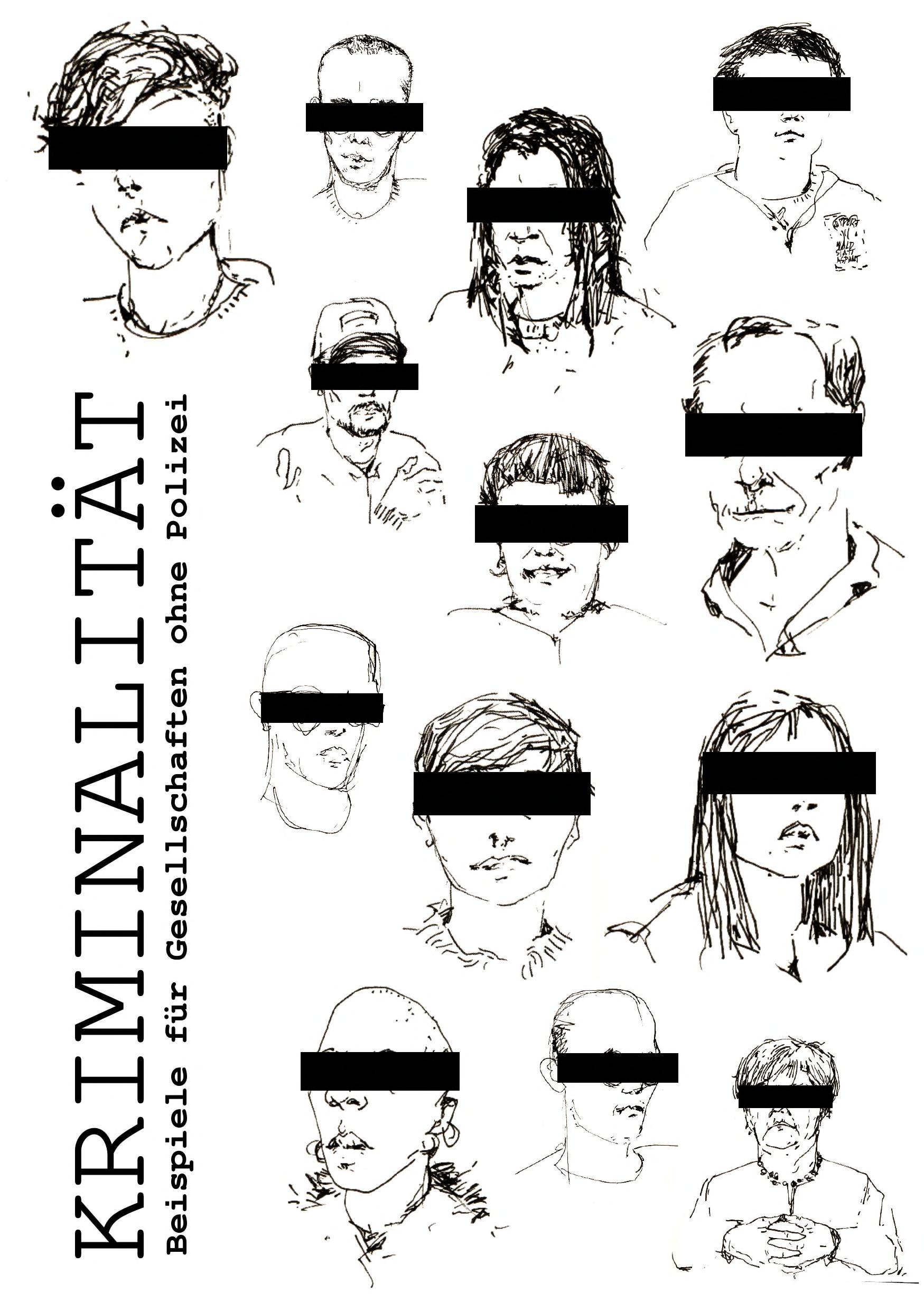 Kriminalität (Paperback, German language, 2021, Anarchistische Gruppe Dortmund)