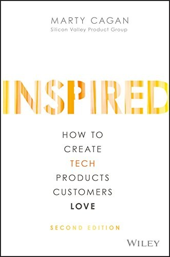 Inspired (hardcover, 2017, Wiley)