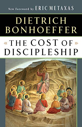 The Cost of Discipleship (1963, Scribner Paper Fiction)