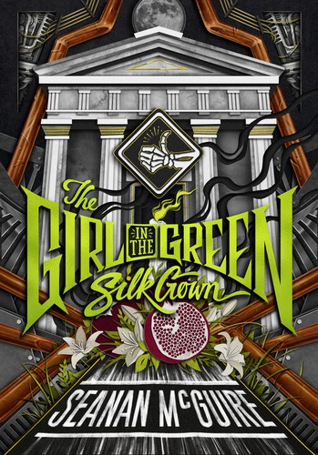 The girl in the green silk gown (2018)