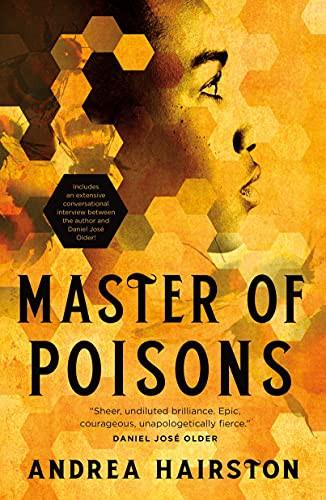 Master of Poisons (paperback, 2021, Tordotcom)