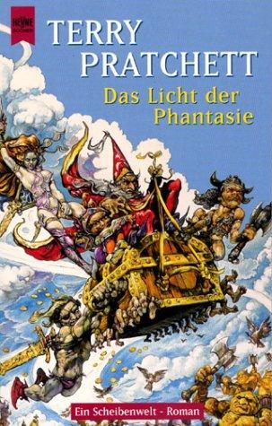 Das Licht der Phantasie (Paperback, German language, 1989, Heyne)